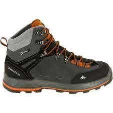 <b>Ботинки</b> мужские для треккинга Trek 100 <b>QUECHUA</b> - купить в ...