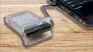 Внешний жесткий диск теперь в 2 раза быстрее. Mobile Rack ...