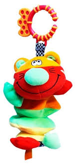 <b>Подвесная игрушка ROXY</b>-<b>KIDS</b> Тигренок Гигл (RBT20015 ...