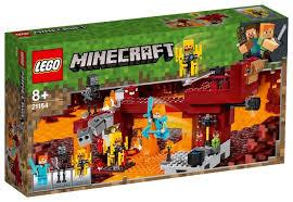 <b>Конструктор LEGO Minecraft</b> 21154 Мост Ифрита — купить по ...