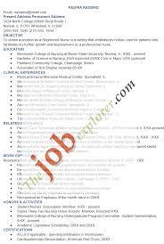 Job Rn Job Description For Resume