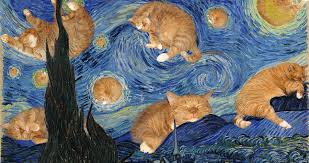 FatCatArt - Great Artists' Mews | Fat <b>Cat Art</b>: famous <b>paintings</b> and ...