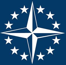 Image result for NATO LOGO