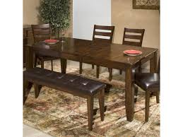 expandable dining table ka ta: intercon kona solid mango wood dining table with butterfly leaf hudsons furniture dining tables