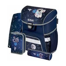 <b>Herlitz Ранец Loop Plus</b> Spaceс наполнением. Купить рюкзак ...