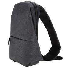 <b>XiaoMi</b> Deep Gray <b>Sling Bags</b> Sale, Price & Reviews | Gearbest