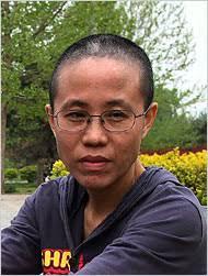 CHINA Liu Xia asks dissidents to accept award on her husband's behalf - Asia News - CINA_(f)_1026_-_Liu_Xia
