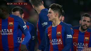 FC Barcelona vs Real Sociedad - All Goals 26-01-2017 (HD ...