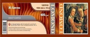 <b>Холст Lomond XL</b> Natural Canvas Dye, ролик 1524 x 51 мм, 400 ...