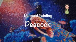 <b>Diamond Painting</b> - <b>Peacock</b> - YouTube