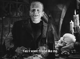 Image result for FRANKENSTEIN GIFS