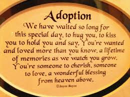 Adoption Quotes. QuotesGram