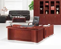 furniture furnishing medium size solid wooden desk elegant wooden table desk cabinets shelving bookcase executive amazing executive modern secretary office desk