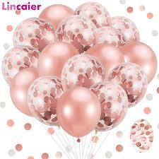 20pcs Mixed Confetti Balloon <b>Graduation 2019 Party Decoration</b> ...