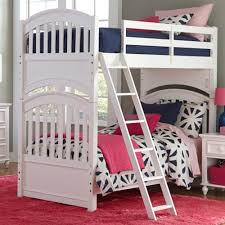 academy white twin bunk bed bunk beds kids room amazing twin bunk bed
