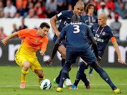 Internasional Liga Spanyol  - Barcelona menang adu penalti lawan PSG