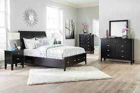 queen cavallino queen storage bedroom set ashley furniture