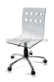 clear acrylic office chair acrylic office chair