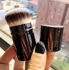 Telescopic Brush <b>Small Fat Pier</b> Makeup Brush Hourglass ...