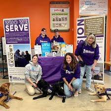 Paws for Purple Hearts' Positive Community Interactions <b>make the</b> ...