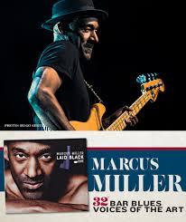 <b>Marcus Miller</b> - <b>Laid</b> Black-32 Bar Blues