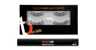 Tori Belle <b>Cosmetics</b> Unveils World's First <b>Magnetic</b> Mascara False ...