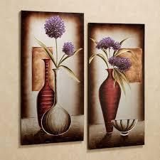superb kitchen art superb purple kitchen accessories  canvas wall art sets