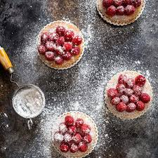 Mini Raspberry <b>Frangipane</b> Tarts recipe by Susan Palmer | The ...