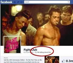 Hollywood Memes: Did you learn nothing from 'Fight Club'? • The Leek via Relatably.com