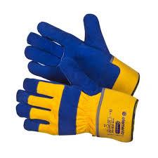 <b>Кожаные</b> и спилковые <b>перчатки</b>- комбинированные, <b>рабочие</b> ...