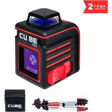 Купить лазерный <b>нивелир ADA instruments CUBE</b> 360 ...
