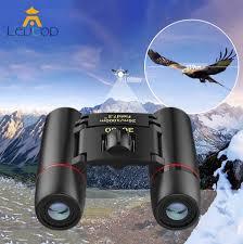 LEVTOP <b>Mini Folding Binoculars</b>, 30 x 60 Telescope Lens <b>Small</b> ...