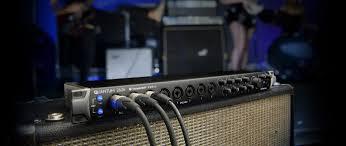 <b>PreSonus Quantum</b> 2626 – Thunderbolt 3 <b>аудиоинтерфейс</b> ...