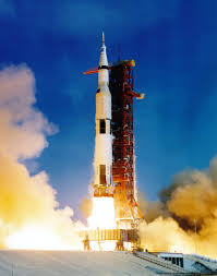 what was the saturn v nasa saturn v image