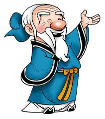 Image result for old chinese man clipart