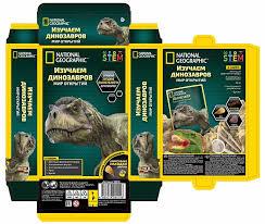 Игровой набор <b>National Geographic Изучаем динозавров</b> - купить ...