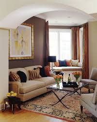 bay window furniture living room contemporary with accent wall alcove archway bay window furniture
