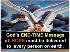 Image result for end time messages