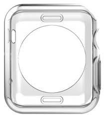 <b>Чехол EVA</b> силиконовый для <b>Apple</b> Watch 38mm — купить по ...