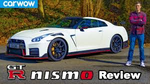 <b>Nissan GT</b>-<b>R</b> NISMO 2021 review - see how quick it is to 60mph & 1 ...