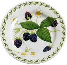 "<b>Тарелка десертная Maxwell &</b> Williams ""Ежевика"", диаметр 20 см ..."