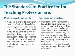the teaching profession pptx