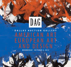American Art European Art and Design by Dallas Auction Gallery ...