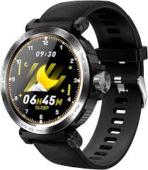 Hasde S18 Full Screen Touch Smart Watch IP68 ... - Amazon.com