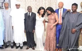 Image result for governor adams oshiomole wedding