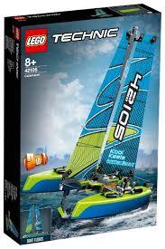 <b>Конструктор LEGO Technic</b> 42105 <b>Катамаран</b> — купить по ...