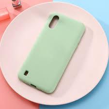 Liquid Silicone Phone Case for Samsung A01 Sale, Price ...