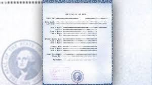M, F, X: Washington may add third gender option to birth certificates ...