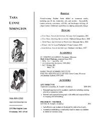 resume examples college admissions high school resume college admission resume sample