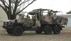 Surveillance Reconnaissance Vehicles (SRV)